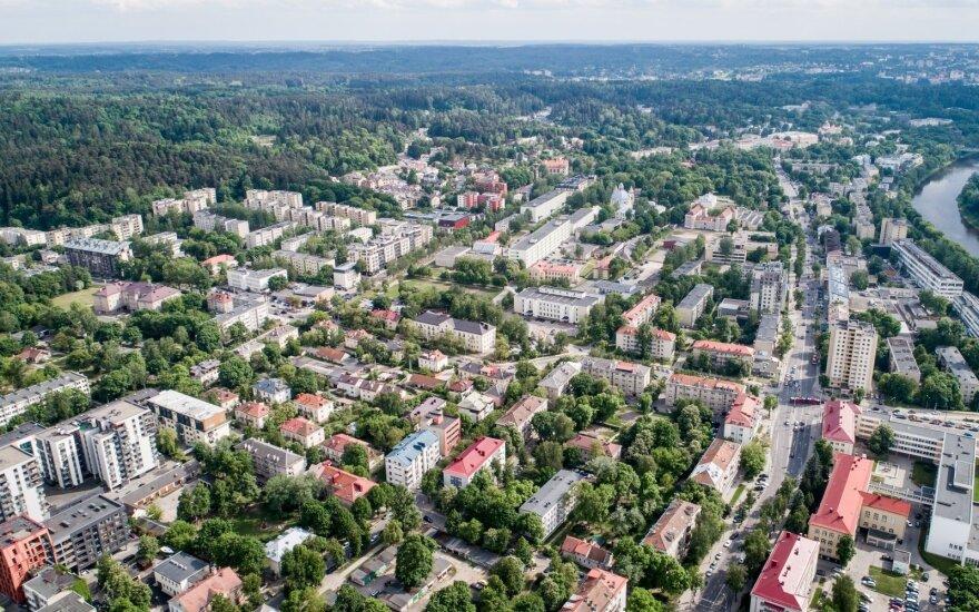 Kodėl Vilniuje šiuo metu verčiau NT nuomotis, o ne pirkti?