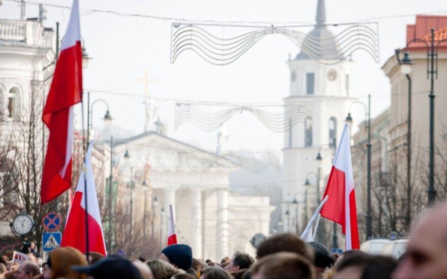 Lietuvos lenkas: įstatymų pritaikymas mano kalbai - valstybės pareiga