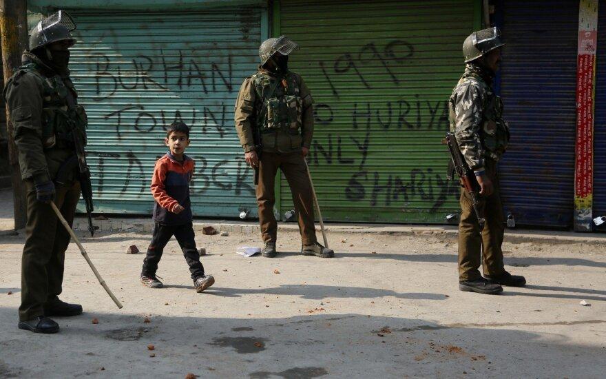 Indijos policija