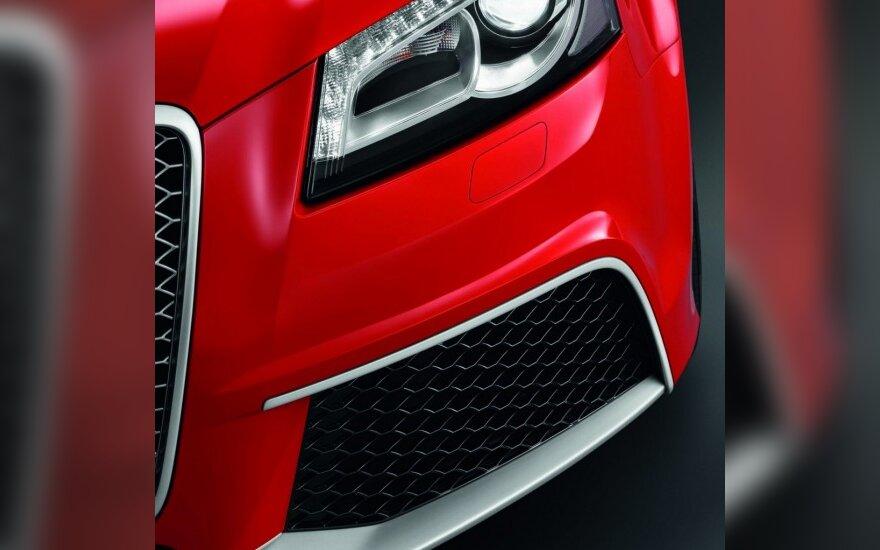 Europoje naujų automobilių pardavimai sumažėjo 7,1 proc.