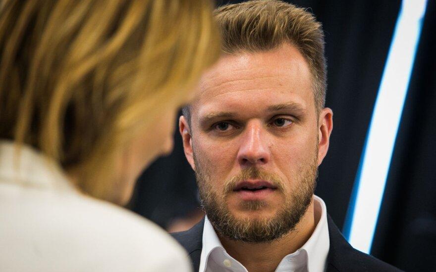Gabrielius Landsbergis: jau kitą savaitę startuojame su projektu, kokio Lietuva dar nematė