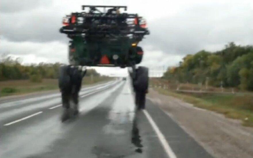 Rusijos kelių transportas