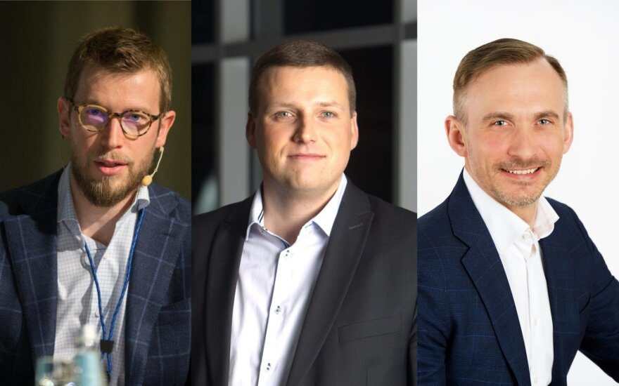 Karolis Čepukas, Artūras Stankevičius, Saulius Batavičius