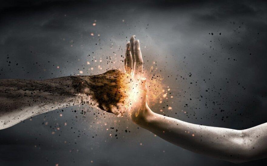 Patarimai, kaip suvaldyti pyktį ir jo nekaupti