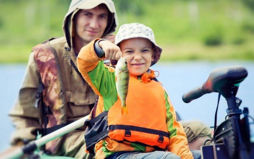 7 patarimai, kaip sustiprinti ryšį su savo vaikais