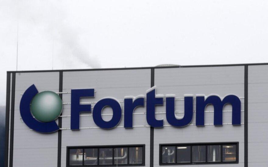 """""""Fortum"""" parduoda saulės energijos įmonės Indijoje kontrolę"""