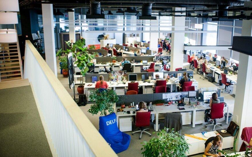 Open House Vilnius kviečia į išskirtinį pasivaikščiojimą po DELFI biurą
