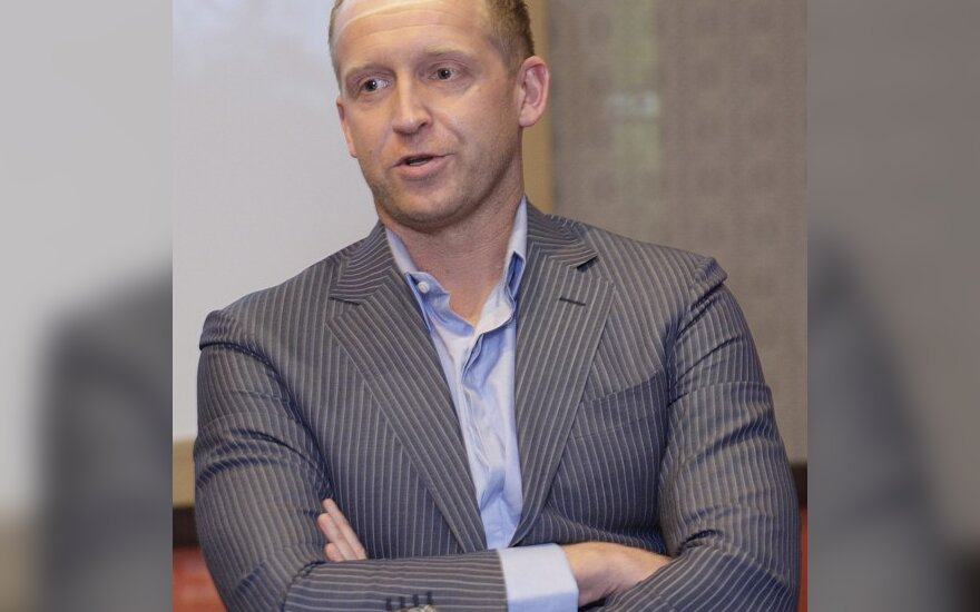Sashą Son(g) įžeidinėjusiam konservatoriui gali tekti aiškintis teisme