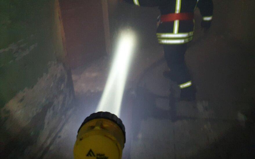 Alytaus r. savivaldybė: dėl gaisro padangų įmonėje suskaičiuota šimtatūkstantinė žala