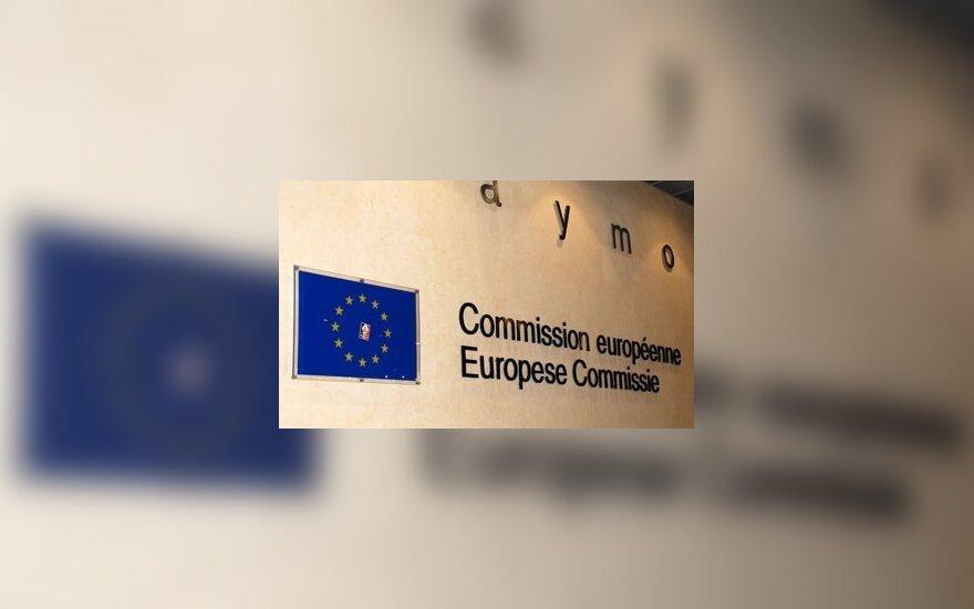 EK sutiko gelbėti ES šalis iš krizės