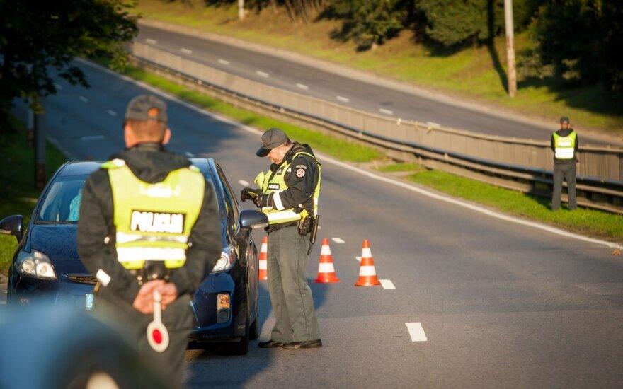 Po VPT priekaištų policija skelbs naują neperšaunamų liemenių pirkimą