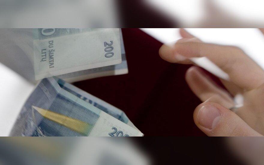 Krizė apkarpė lietuvių milijonierių turtą