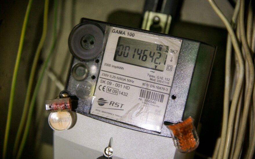 Primena: deklaruoti elektrą ir dujas mažesne kaina liko vos kelios dienos