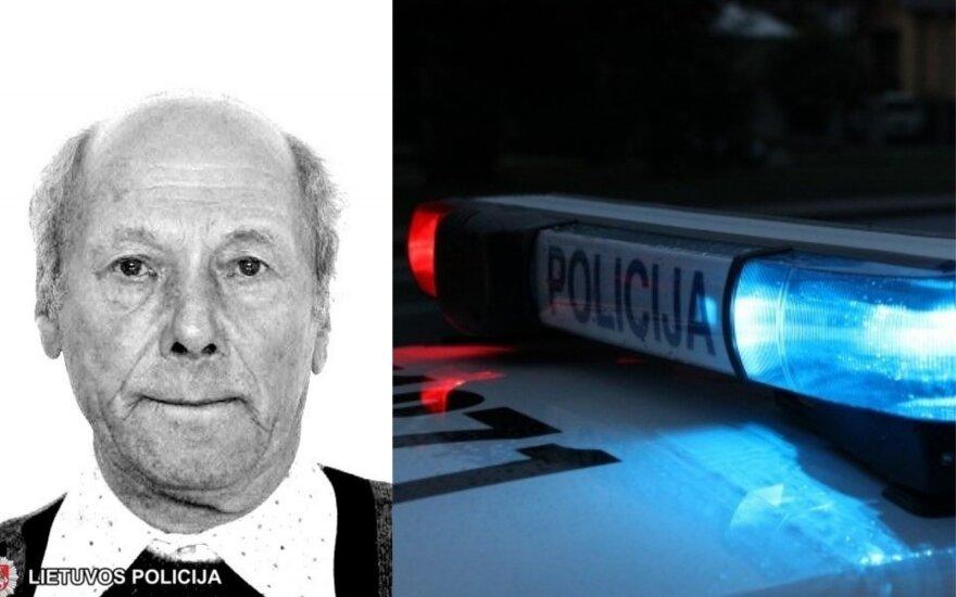 Policija prašo visuomenės pagalbos: be žinios dingo vyras