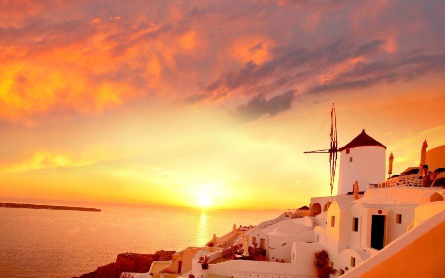Vieta, kurioje išvysite gražiausius saulėlydžius