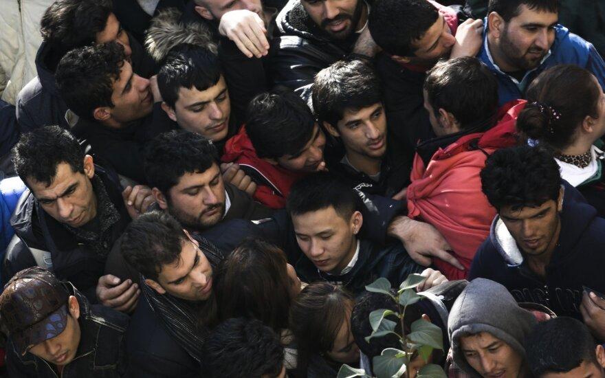 R. Vilpišauskas. Pabėgėlių krizės (ne)valdymas: pagrindinės rizikos