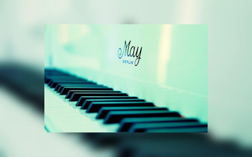Vilniuje startuos 25 pianistų maratonas