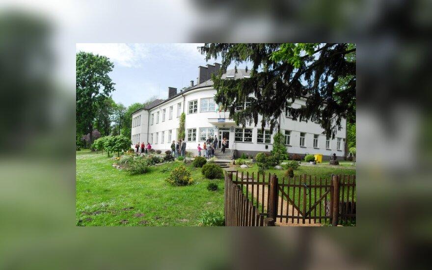 Išrinkta žaliausia Lietuvos mokykla