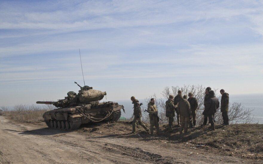 Ukrainos pajėgos Mariupolyje