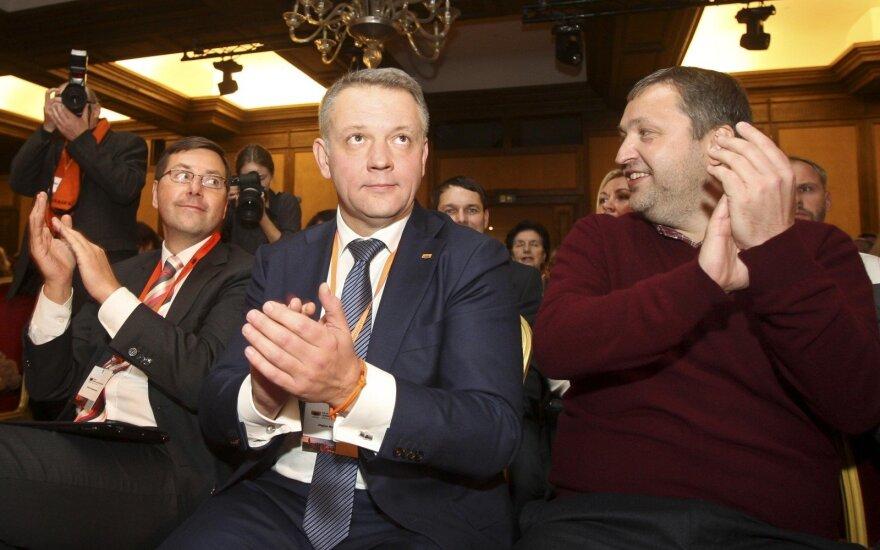 """""""MG Baltic"""" byla"""": liberalai klimpo ir skandino vienas kitą"""