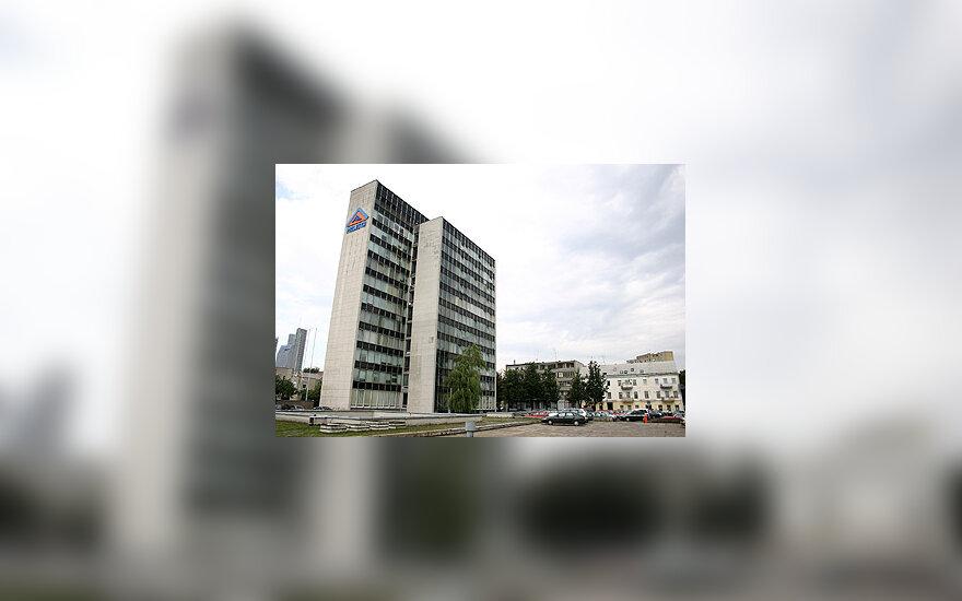"""Vilniuje, vietoj buvusio banko """"Nida"""", iškils trijų korpusų kompleksas."""