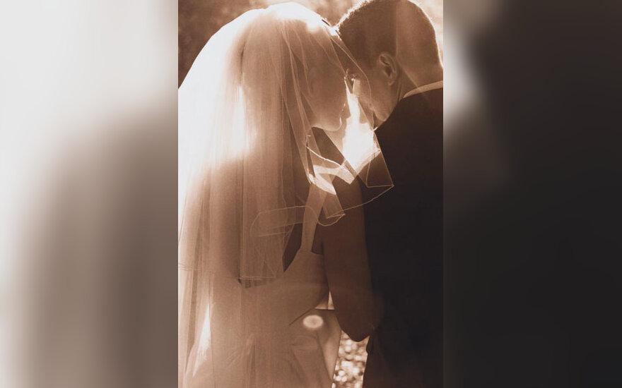 Vedybos, vyras ir moteris, jaunavedžiai, nuotaka, vestuvės