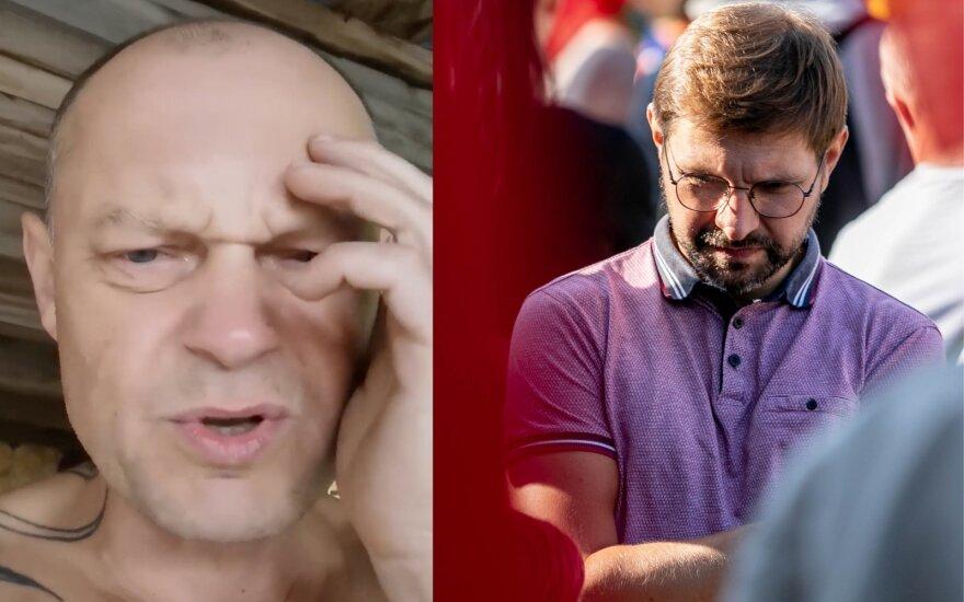 Andrius Lobovas, Antanas Kandrotas-Celofanas
