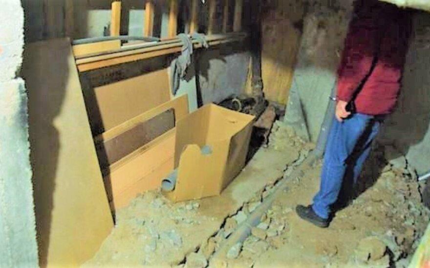 Statybininkų pr. 17 namo gyventojai išsprendė problemą, Mindaugo Drąsučio nuotr.