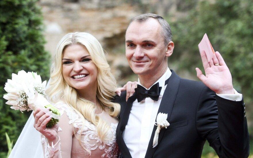 Po penkerių metų subyrėjo Skaivos Jasevičiūtės santuoka
