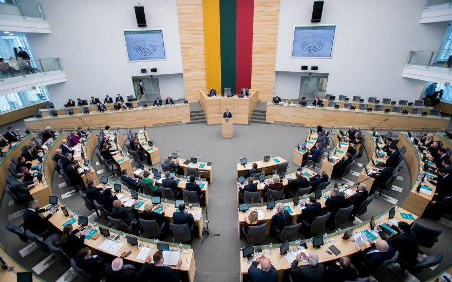 Seime bus diskutuojama apie Europos ir JAV solidarumą