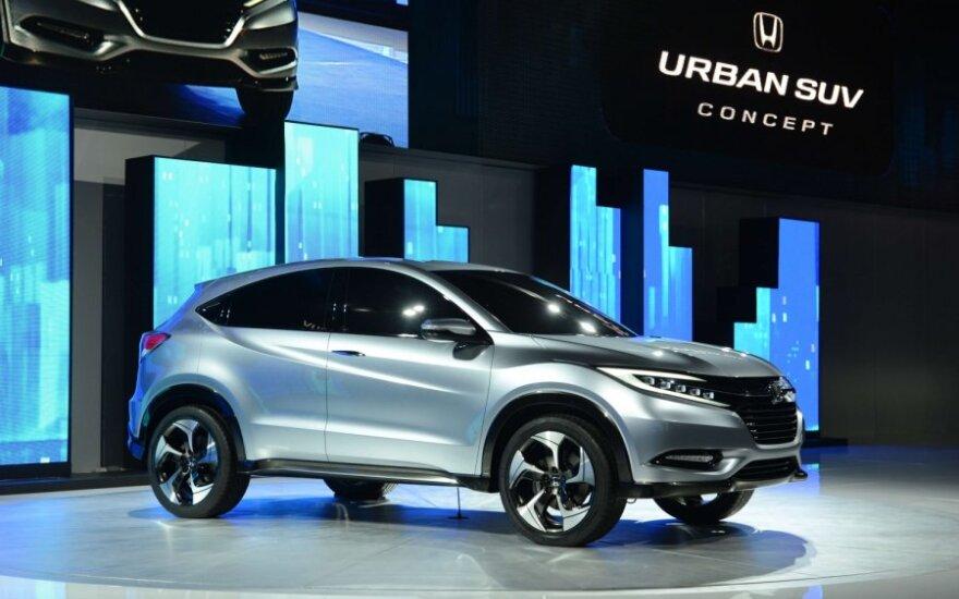 Honda Urban SUV koncepcija