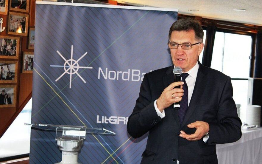 PM Algridas Butkevičius