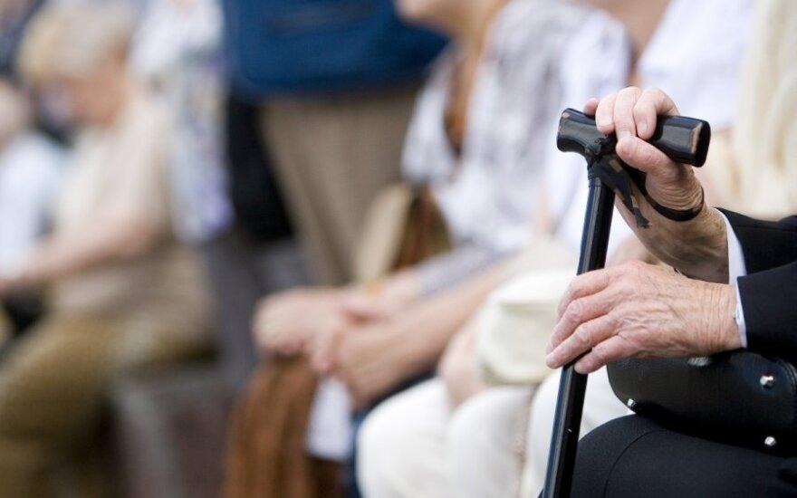 LLRI: pensijų reforma nesprendžia dabartinių problemų, ignoruoja ateities iššūkius