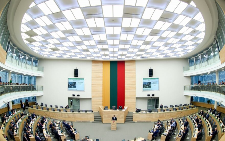 Seimas backs changes to party funding rules, LSDDP to get state subsidy