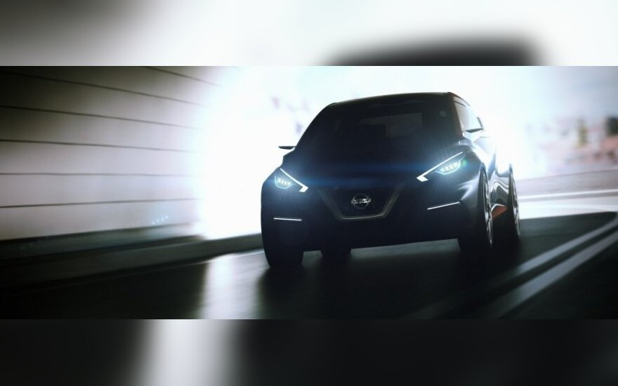 Nissan Sway koncepcija