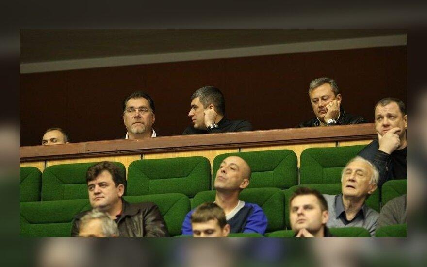 Arvydas Sabonis (budivelnyk.ua nuotr.)