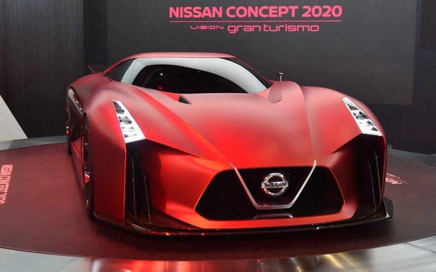 """Nissan 2020 Vision Grand Turismo"""