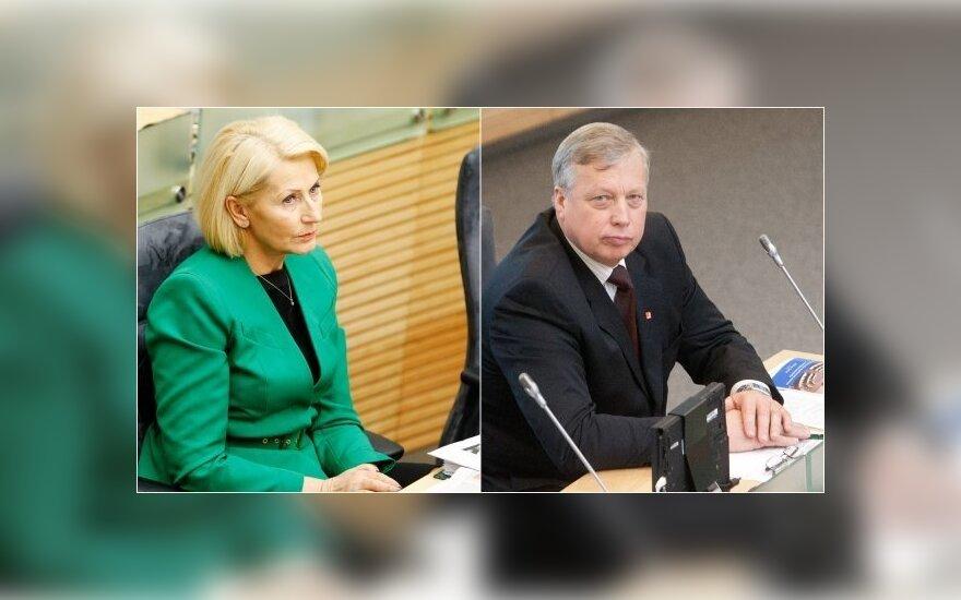 M. Petrauskienė, A. Mitrulevičius. Kodėl Lietuvoje reikia keisti vienmandačių apygardų ribas?