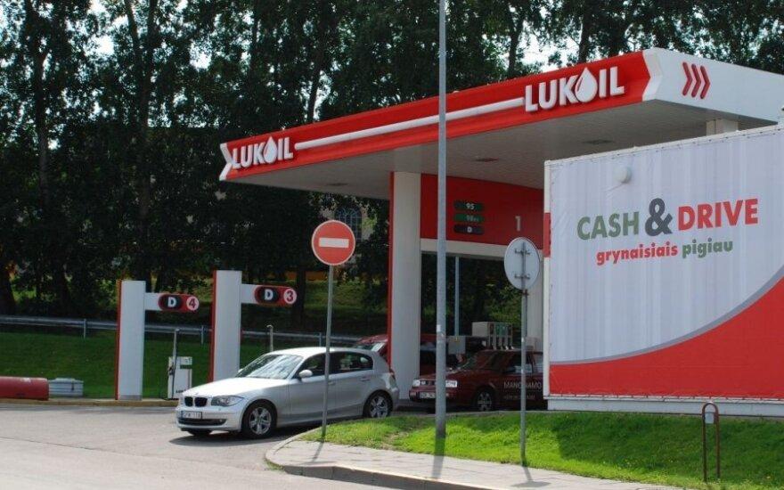 Lukoil Cash & Drive degalinė