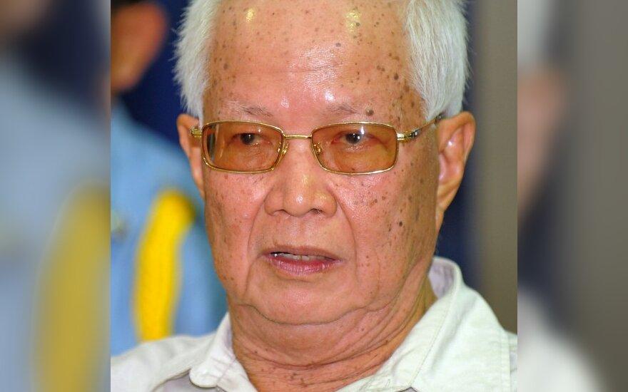Khieu Samphanas