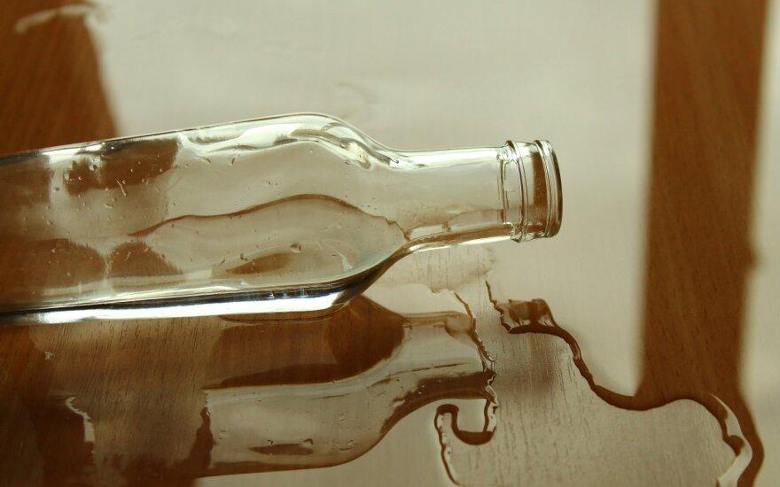 Nešvarus alkoholis