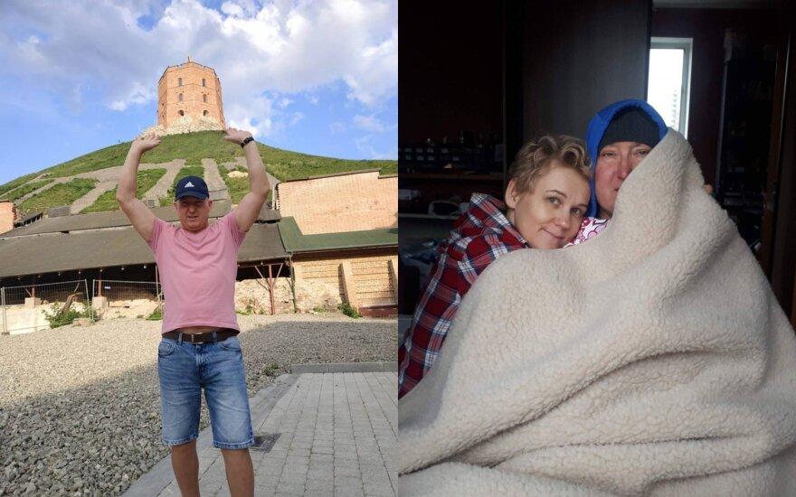 Dukra kreipėsi pagalbos dėl paralyžiuoto tėčio: didžiausias jo noras – išeiti į lauką