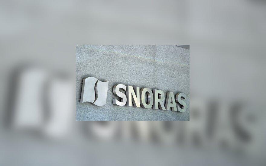 """""""Snoro"""" filialo Londone nebus"""