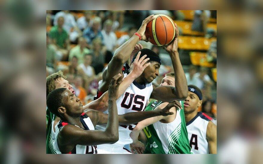 Lietuvos-JAV rungtynės