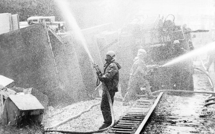 Tikroji Černobylį gesinusio ugniagesio istorija kur kas šiurpesnė: per parą vyras pasikeitė neatpažįstamai