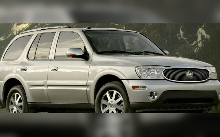 Buick Rainier (2006 m.)