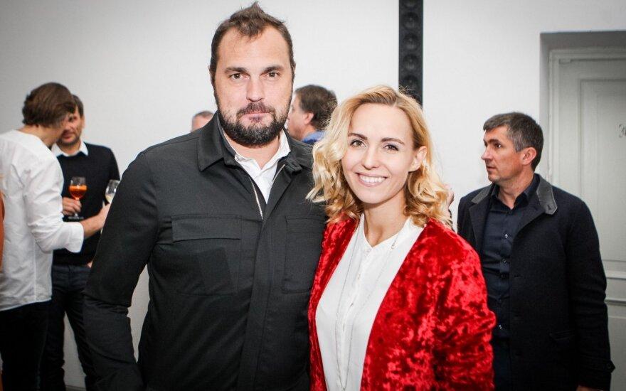 Jogaila Morkūnas, Indrė Kavaliauskaitė