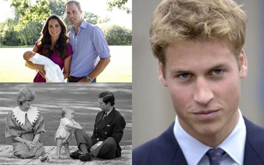 Princas Williamas švenčia gimtadienį