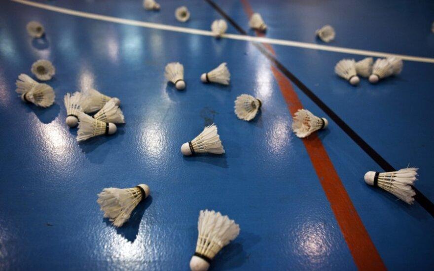 Europos mišrių komandų badmintono pirmenybėse lietuviams nepavyko pasipriešinti Anglijai