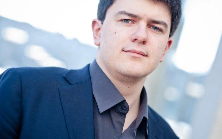 Vytautas Sinica, J.Levin nuotr.